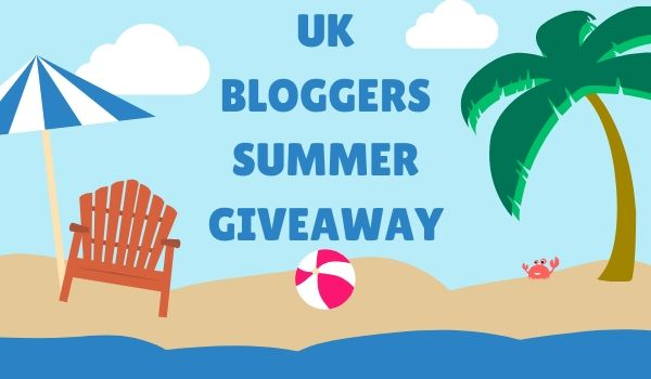 UK summer bloggers giveaway