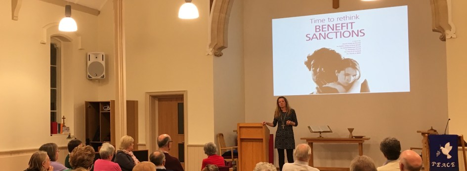 Rachel Lampard at Romsey Methodist Church