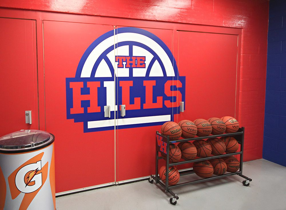 Locker Room Design
