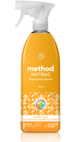 dorm essentials - method antibacterial all-purpose cleaner