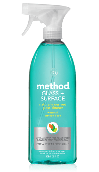 glass surface cleaner