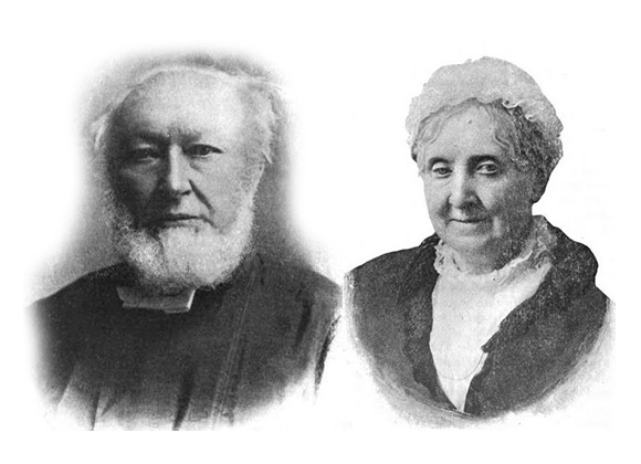 Butler, William (1818-1899) and Clementina [Rowe] (1820-1913)