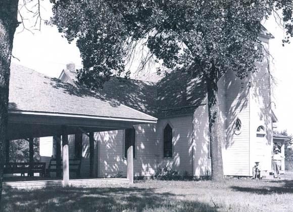 Newtown Indian UMC [Okmulgee, Oklahoma]