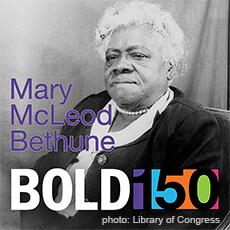 Bethune, Mary McLeod (1875-1955)