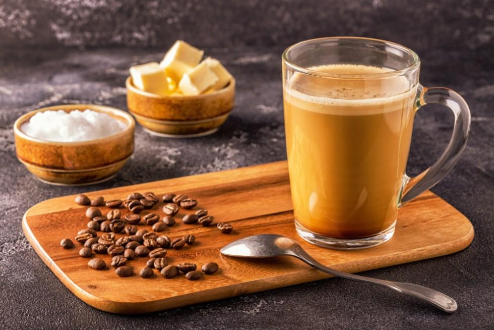 bulletproof kahvi