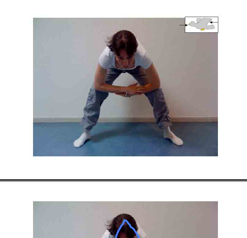 Photos Gymnastique des voyelles