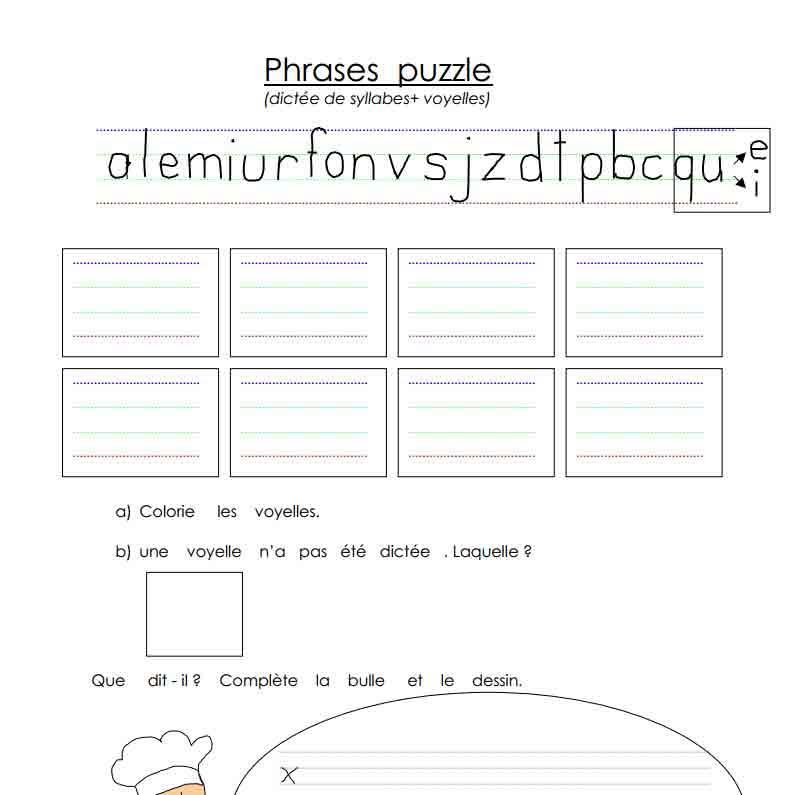 Phrases Puzzle