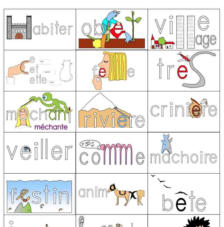 """Cartes """"La rivière aux crocodiles"""""""