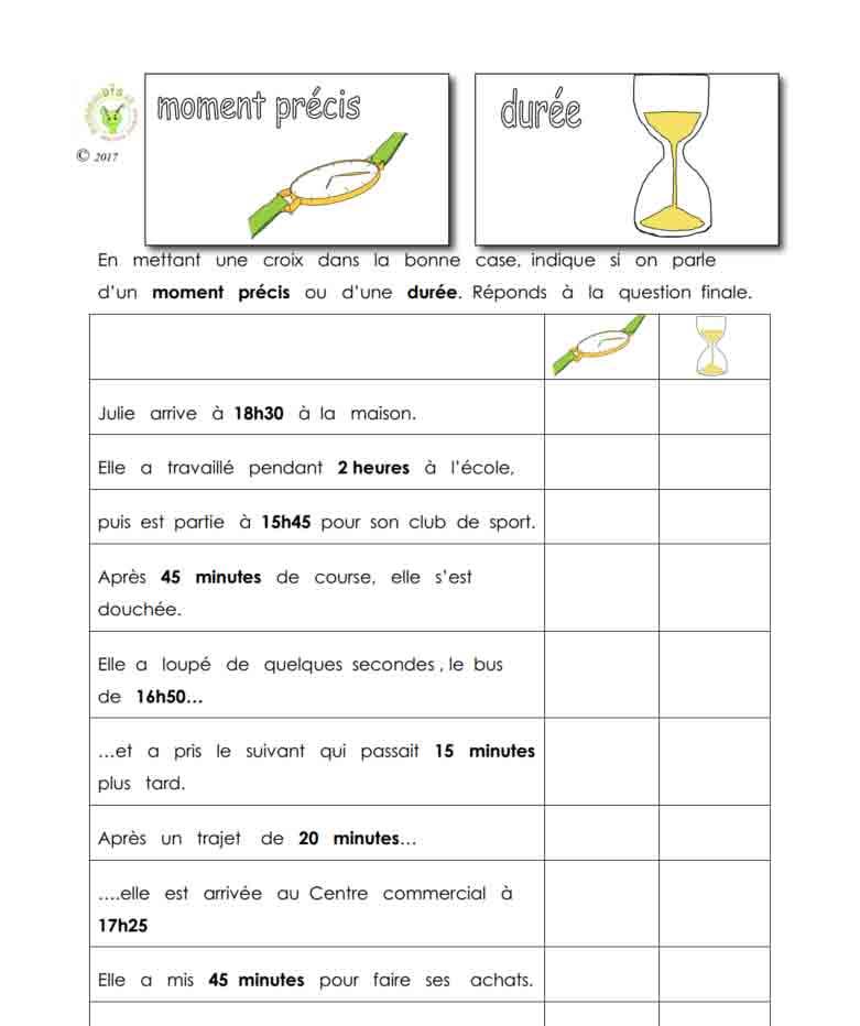 Programme semaine 20 Maths 5P Harmos