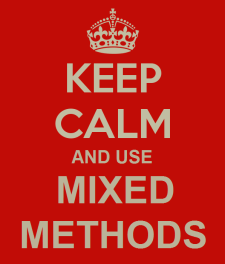 méthodes mixtes