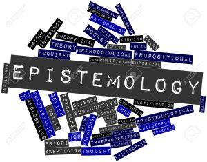 épistémologie de la recherche
