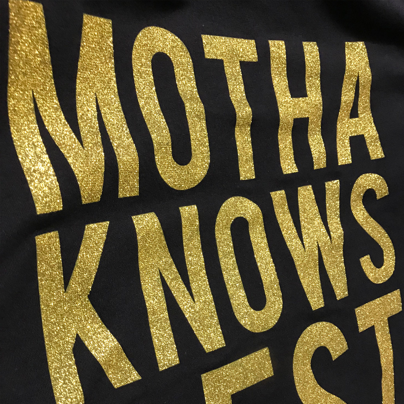 Method Chicago Custom Screen Printed Shirts - Speciality Inks