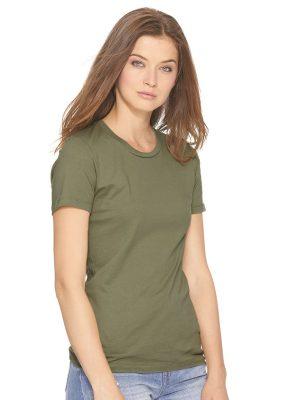 Method Printing - Next Level 3900 - Custom Printed Shirt - Model