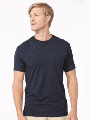 Method Screen Printing Custom Printed Tri-blend Shirt
