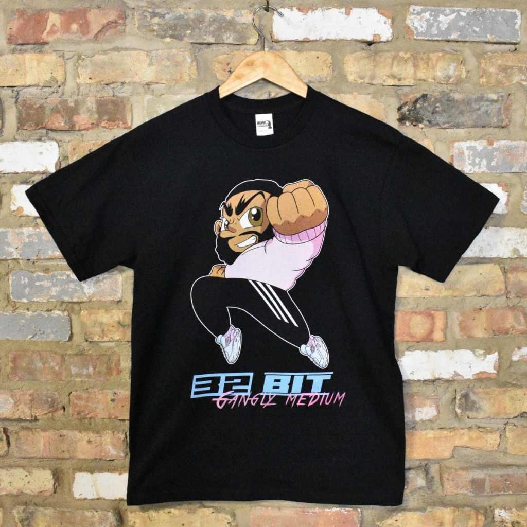 Method Printing - Chicago Screen Printing - 32 Bit Printed Shirt