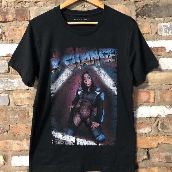 Method Printing - Custom Screen Printed T-Shirt : Monet X Change