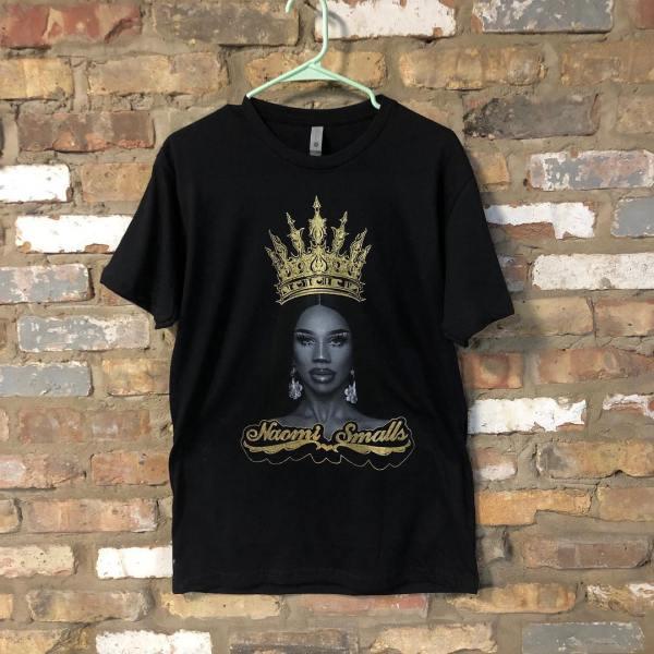 Method Printing - Custom Screen Printed T-Shirt : Naomi Smalls