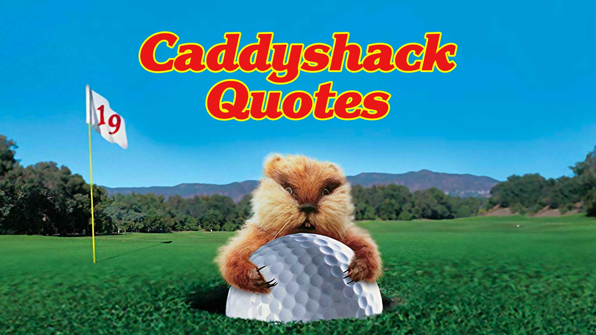 Caddyshackquotes Instagram Posts Photos And Videos Picuki Com