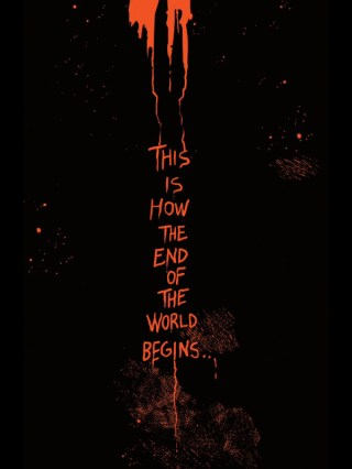 afterlife with archie issue one page one