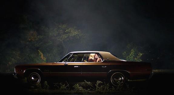 it follows sex scene in car