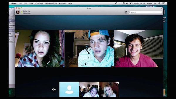 unfriended skype call