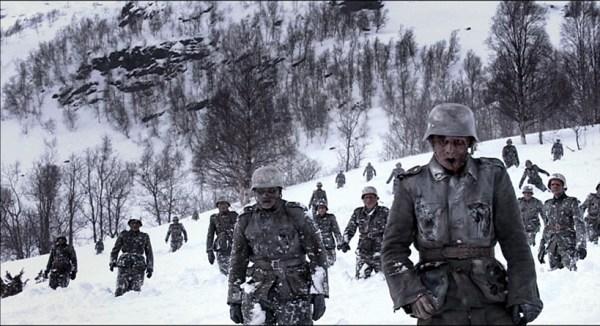 Dead-snow-nazi zombies