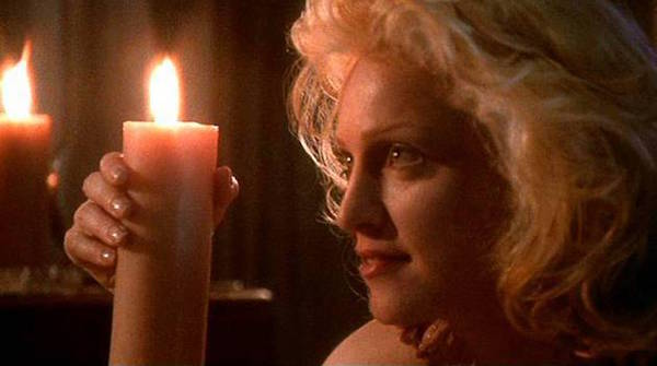 madonna-body-of-evidence-candle scene