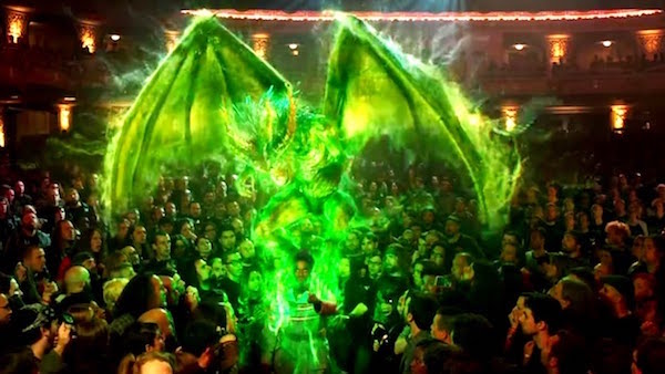 ghostbusters 2016 gig scene