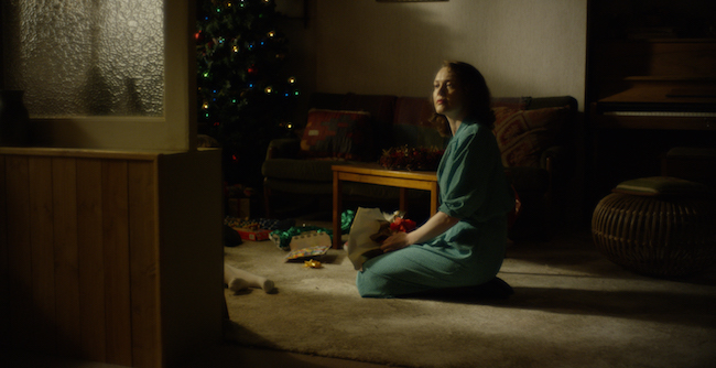 simone kirby as marilyn hull in the 2016 film Notes on Blindness