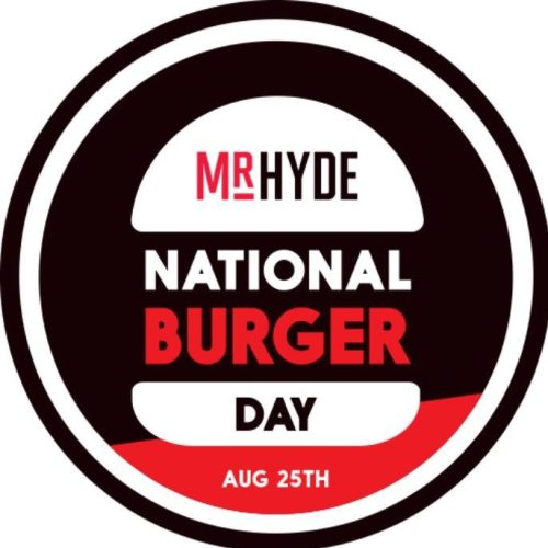 Mr Hyde National Burger Day