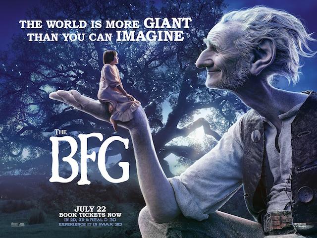 bfg 2016 poster