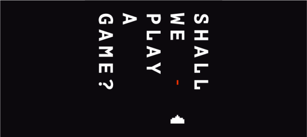 shall we play a game logo