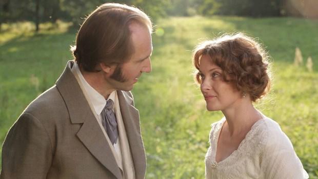 Ralph Fiennes in Two Women part of Russian Film Week, London Film Events