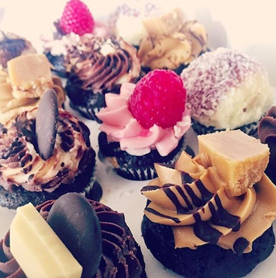 RUBYS OF LONDON, GREENWICH, cupcakes
