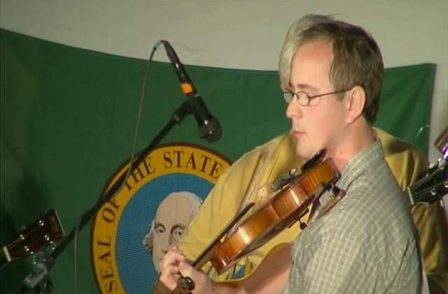 North Cascades Old Time Fiddle Contest #2