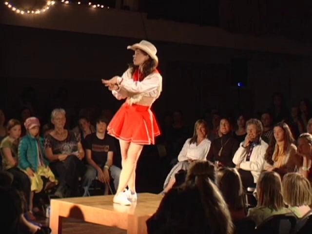 Ten Tiny Dances-Cowgirls-Sara Jinks