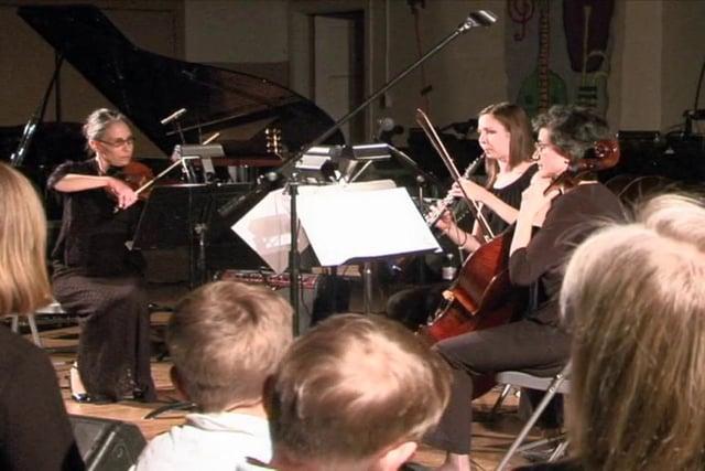 Trio Sonata by Tara Kaiyala Weaver