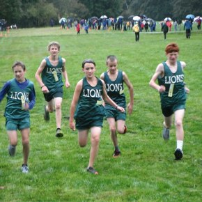 All-league honors for XC team