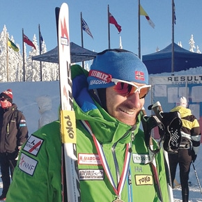 Valley's Nordic skiers aiming for Sochi Olympics