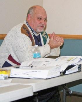 Three Rivers Hospital CEO Bud Hufnagel. Photo by Ann McCreary
