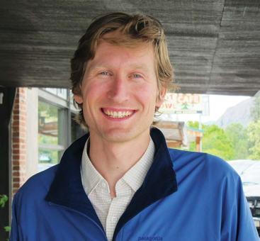 Dr. Joshua Schkrohowsky.  File photo by Don Nelson