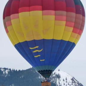 Landing at the North Cascades Smokejumper Base. Photo by Darla Hussey