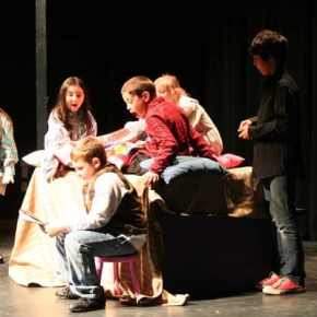 The Bucket family faces a series of difficulties. Photo by Darla Hussey