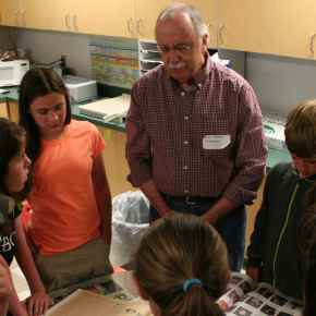 MVES students learn about old and new journalism