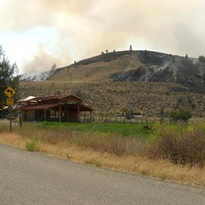 WEDNESDAY UPDATE:  More evacuation orders as fires, smoke spread