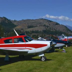 Celebrate the Twisp airport's birthday at its annual Fly-In
