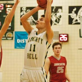 Liberty Bell closes the gap, but can't catch Waterville-Mansfield