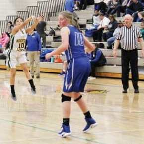 Wins keep Lady Lions near top