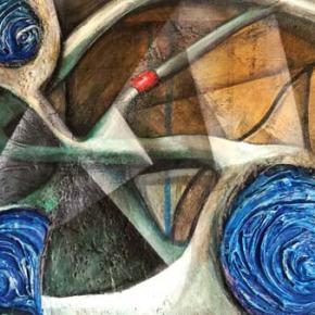 Artwork explores intricacies of memory