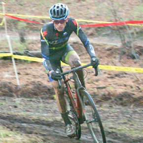 Cupp does well in college cyclocross championships